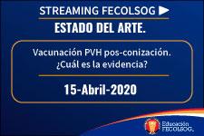 Vacunación PVH pos-conización. ¿Cuál es la evidencia?