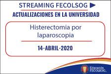Histerectomia por laparoscopia