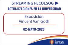 Exposición Vincent Van Goth
