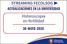 Histeroscopia en fertilidad