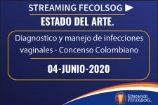 Diagnostico y manejo de infecciones vaginales – Concenso Colombiano