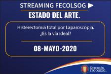 Histerectomia total por Laparoscopia. ¿Es la vía ideal?